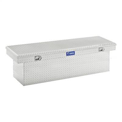 Aluminum - UWS Cross Boxes Aluminum - UWS - UWS 69in. Aluminum Single Lid Crossover Toolbox Deep (TBSD-69)