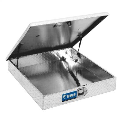 UWS - UWS 34in. Aluminum Dog Box Tracking Collar Box (TCB-34) - Image 2