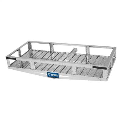 Misc. - UWS Misc. Exterior - UWS - UWS 51in. X 23in. Cargo Carrier Fits 2in. Receivers (UWS-CARRIER)
