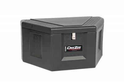 Misc. Utility - DeeZee Utility Boxes - Dee Zee - Dee Zee Tool Box-Specialty Triangle Plastic (DZ91717P)