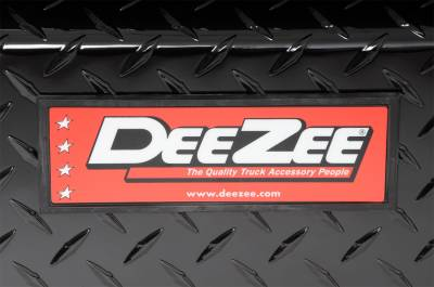 Dee Zee - Dee Zee Tool Box-Red Chest Black BT (DZ8556FB) - Image 2