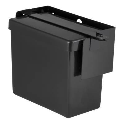 Misc. - Curt Misc. Hitch Access. - CURT - CURT Battery Case (BKDK-52090)