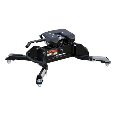 Gooseneck - CURT Gooseneck - CURT - CURT A25 5th Wheel Hitch with Ram Puck System Legs (BKDK-16046)