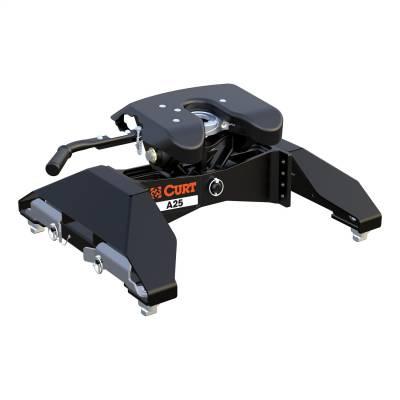 Gooseneck - CURT Gooseneck - CURT - CURT A25 5th Wheel Hitch with GM Puck System Legs (BKDK-16066)