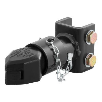 Misc. - Curt Misc. Hitch Access. - CURT - CURT ADJUSTABLE SLEEVE-LOCK CHANNEL COUPLER (25319)