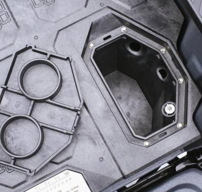 Decked - DECKED Truck Bed Organizer 04-15 Nissan Titan 5.7' Bed (DN1-FXWQ) - Image 3