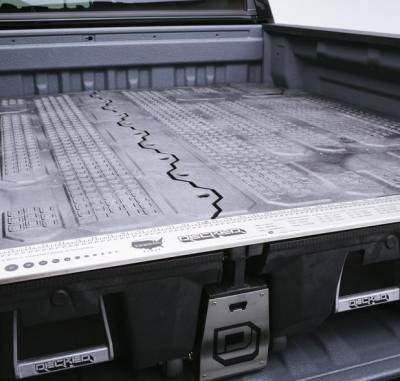 Decked - DECKED Truck Bed Organizer 04-15 Nissan Titan 5.7' Bed (DN1-FXWQ) - Image 4