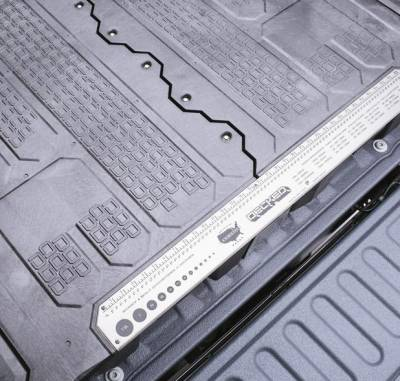 Decked - DECKED Truck Bed Organizer 15-Pres Ford F150 Aluminum 5.6' Bed  (DF4-FXWQ) - Image 2