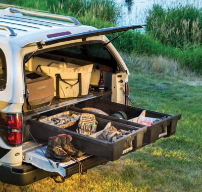 Decked - DECKED Truck Bed Organizer 15-Pres Ford F150 Aluminum 5.6' Bed  (DF4-FXWQ) - Image 6