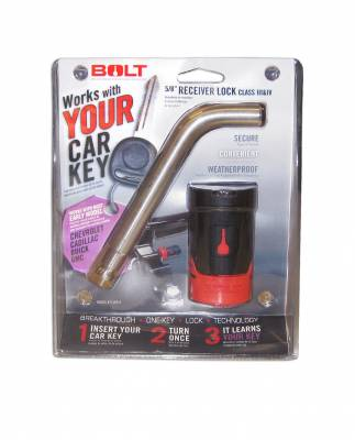 Misc. - Bolt Misc.Exterior - BOLT - BOLT 5/8IN. RECEIVER LOCK GM EARLY MODEL (GM-A) 7018445
