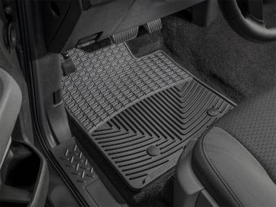 Weathertech - All Weather Floor Mats  Black; Fits Vehicles w/2 Retention Posts