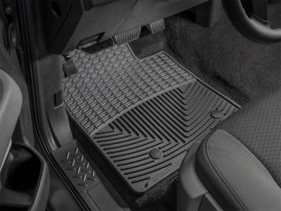 Weathertech - All Weather Floor Mats  Black; Fits Vehicles w/2 Retention Posts