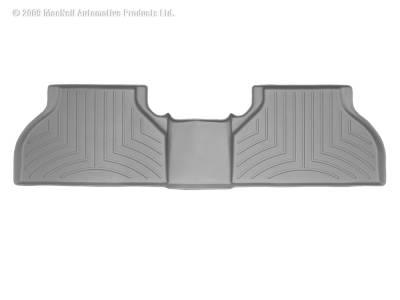 Weathertech - WEATHERTECH  Rear FloorLiner  DigitalFit   Gray (465424)