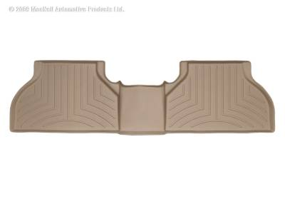 Weathertech - FloorLiner(TM) DigitalFit(R)  Tan; Rear