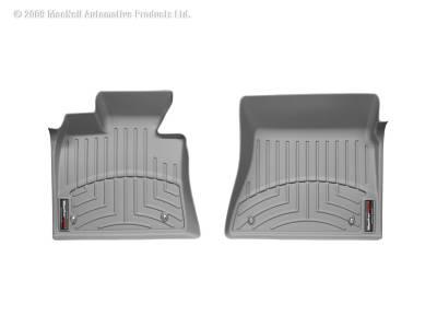 Weathertech - WEATHERTECH  FloorLiner   DigitalFiT    Gray Front (465431)