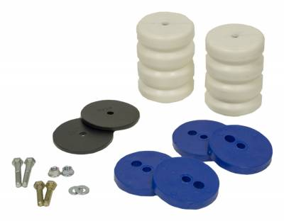 Firestone Ride-Rite - Firestone Ride-Rite #8605 Work-Rite  Air Helper Spring Kit