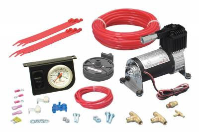Firestone Ride-Rite - Firestone Ride-Rite Level Command II Standard Duty Air Compressor System 2158
