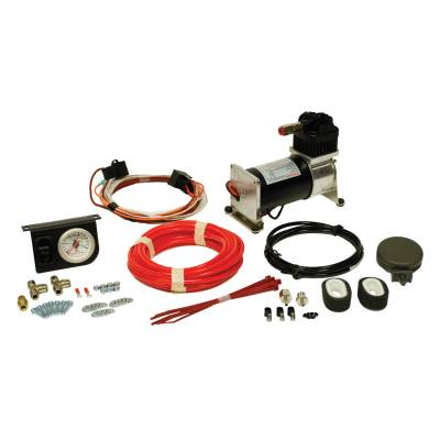 Firestone Ride-Rite - Firestone Ride-Rite Level Command Heavy Duty Air Compressor System 2097