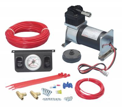 Firestone Ride-Rite - Firestone Ride-Rite Level Command Heavy Duty Air Compressor System   (2219)