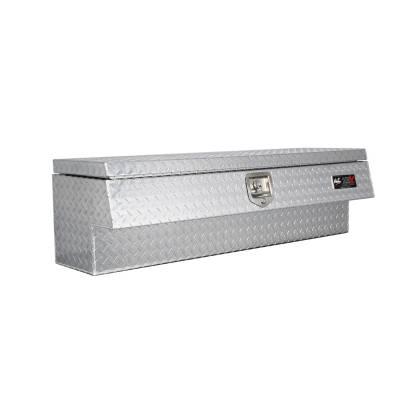 Aluminum - Westin Side Mount Boxes Aluminum - Westin - Westin  57-7100