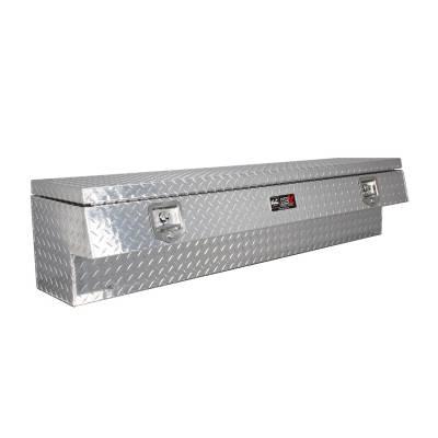 Aluminum - Westin Side Mount Boxes Aluminum - Westin - Westin  57-7110