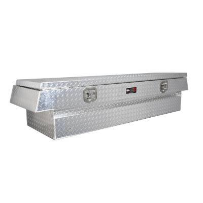 Aluminum - Westin Cross Boxes Aluminum - Westin - Westin  57-7000