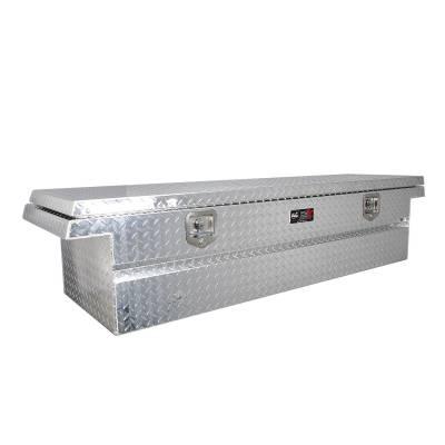 Aluminum - Westin Cross Boxes Aluminum - Westin - Westin  57-7020