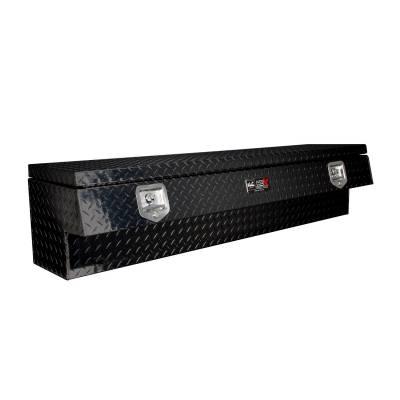 Aluminum - Westin Side Mount Boxes Aluminum - Westin - Westin  57-7115