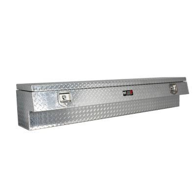 Aluminum - Westin Side Mount Boxes Aluminum - Westin - Westin  57-7120