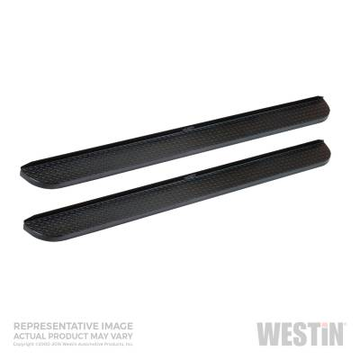 Running Boards - Westin Running Boards - Westin - Westin HDX Running Board w/MK 57-53575