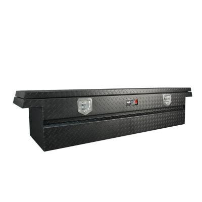 Aluminum - Westin Cross Boxes Aluminum - Westin - Westin  57-7025