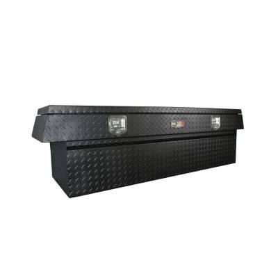 Aluminum - Westin Cross Boxes Aluminum - Westin - Westin  57-7015