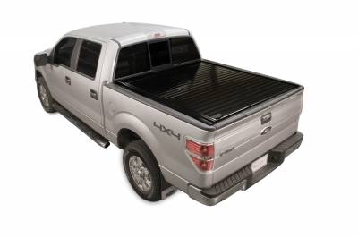 Retractable - Retrax Manual Bed Covers - Retrax - Retrax RetraxPRO 40373   6.5' Bed