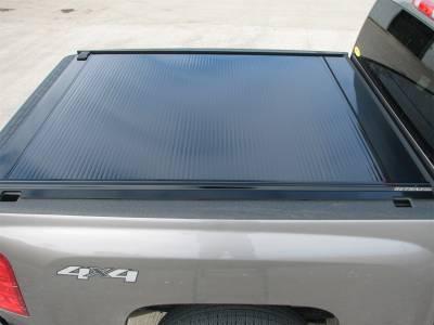 Retractable - Retrax Manual Bed Covers - Retrax - Retrax RetraxPRO 40426   6.5' Bed