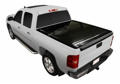 Retractable - Retrax Manual Bed Covers - Retrax - Retrax RetraxPRO 40323   6.5' Bed