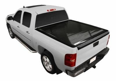 Retrax - PowertraxONE Retractable Tonneau Cover   81.8 Bed