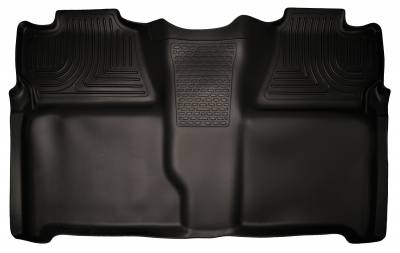 Floor Mats - Husky Floor Mats - Husky Liners - Husky Liners 2nd Seat Floor Liner (Full Coverage) 19201