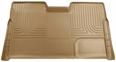Floor Mats - Husky Floor Mats - Husky Liners - Husky Liners 2nd Seat Floor Liner (Full Coverage) 19333