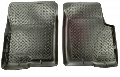 Husky Liners - HUSKY  Classic Style Series  Front Floor Liners  Black