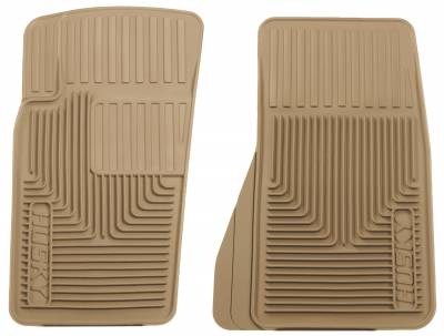 Husky Liners - HUSKY  Classic Style Series  2nd Seat Floor Liner  Black