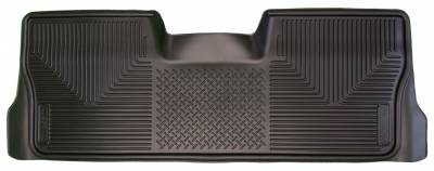 Floor Mats - Husky Floor Mats - Husky Liners - Husky Liners 2nd Seat Floor Liner (Footwell Coverage) 53411