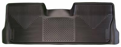 Husky Liners - Husky Liners 2nd Seat Floor Liner (Footwell Coverage) 53411