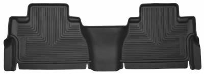 Husky Liners - HUSKY  Custom Mud Guards  Rear Mud Guards  Black
