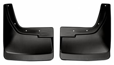 Misc. - Husky Misc. Exterior - Husky Liners - Husky Liners Dually Rear Mud Guards 57051