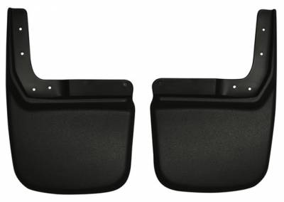 Misc. - Husky Misc. Exterior - Husky Liners - HUSKY  Classic Style Series  Front Floor Liners  Grey