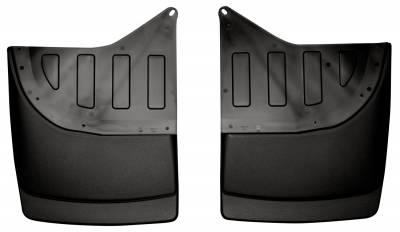 Misc. - Husky Misc. Exterior - Husky Liners - Husky Liners Dually Rear Mud Guards 57351