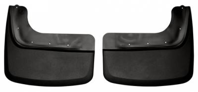 Misc. - Husky Misc. Exterior - Husky Liners - Husky Liners Dually Rear Mud Guards 57641