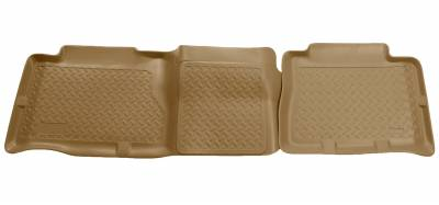 Husky Liners - HUSKY  Classic Style Series  2nd Seat Floor Liner