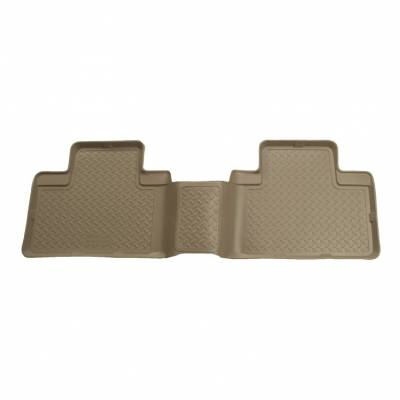Floor Mats - Husky Floor Mats - Husky Liners - HUSKY  Classic Style Series  Cargo Liner Behind 3rd Seat  Tan
