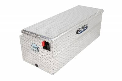 Dee Zee - DEE ZEE TOOL BOX-BLUE CHEST-PADLOCK (DZ6546LOCK)